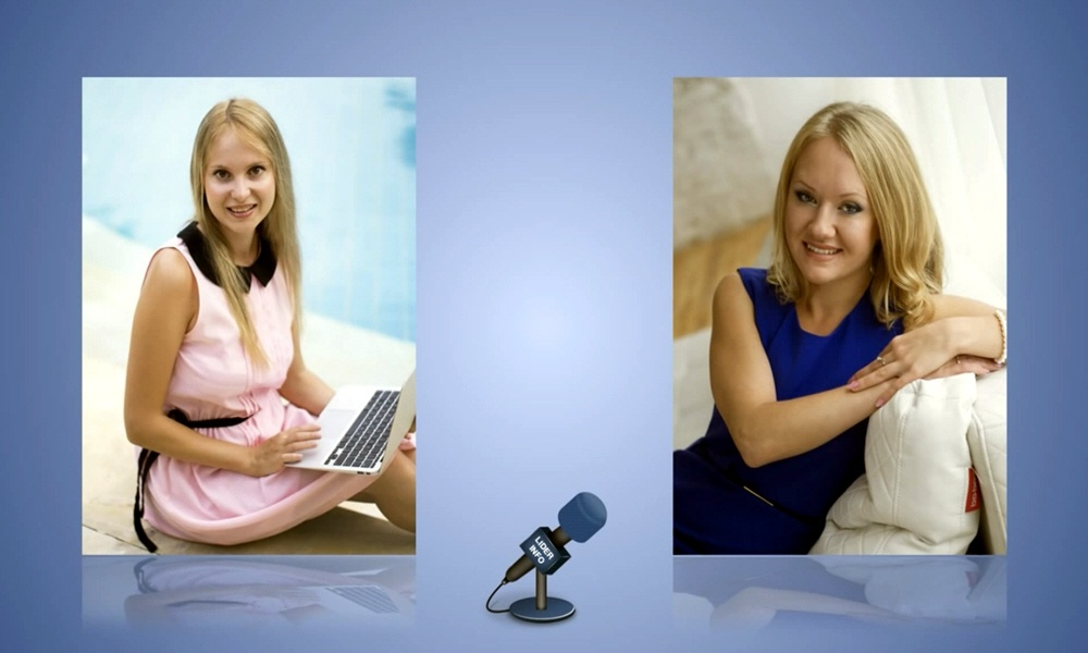 Юлия Рыж в передаче LeaderInfo