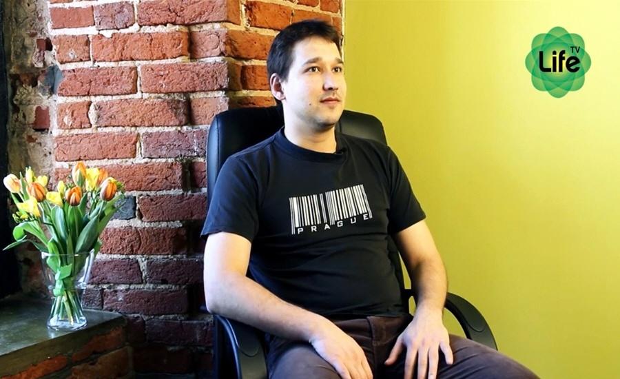 Александр Доржиев сооснователь социального геосервиса AlterGeo