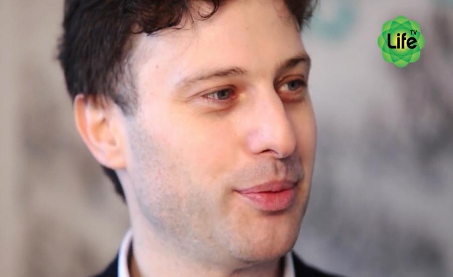 Александр Малюков - основатель Международного Союза интернет-деятелей ЕЖЕ