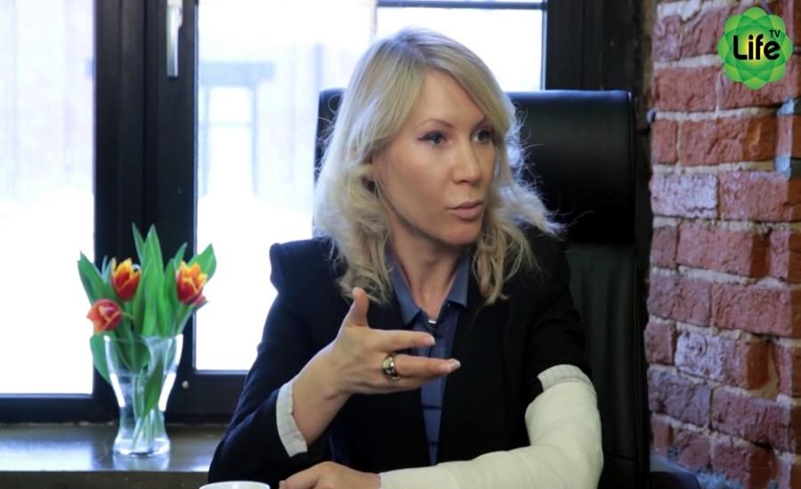 Алёна Попова - управляющая Фонда Социальных Инициатив