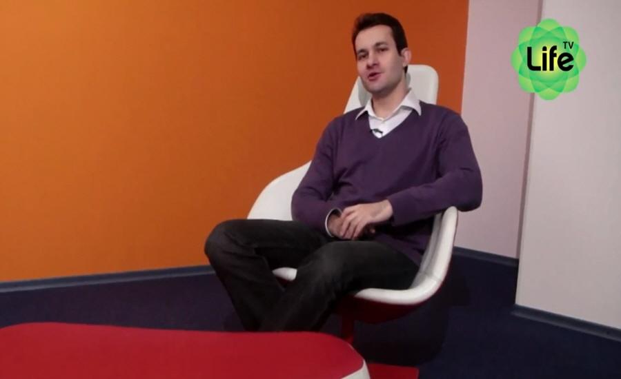 Гайдар Магдануров - управляющий директор фонда посевного инвестирования Microsoft