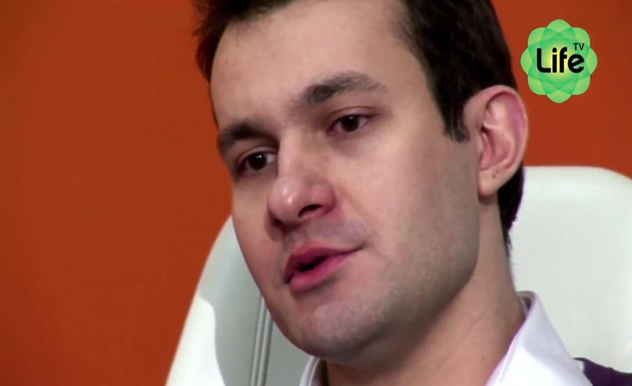 Гайдар Магдануров в программе LifeTV