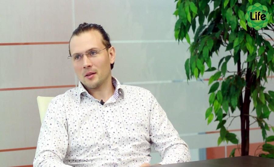 Дмитрий Юрченко в программе LifeTV
