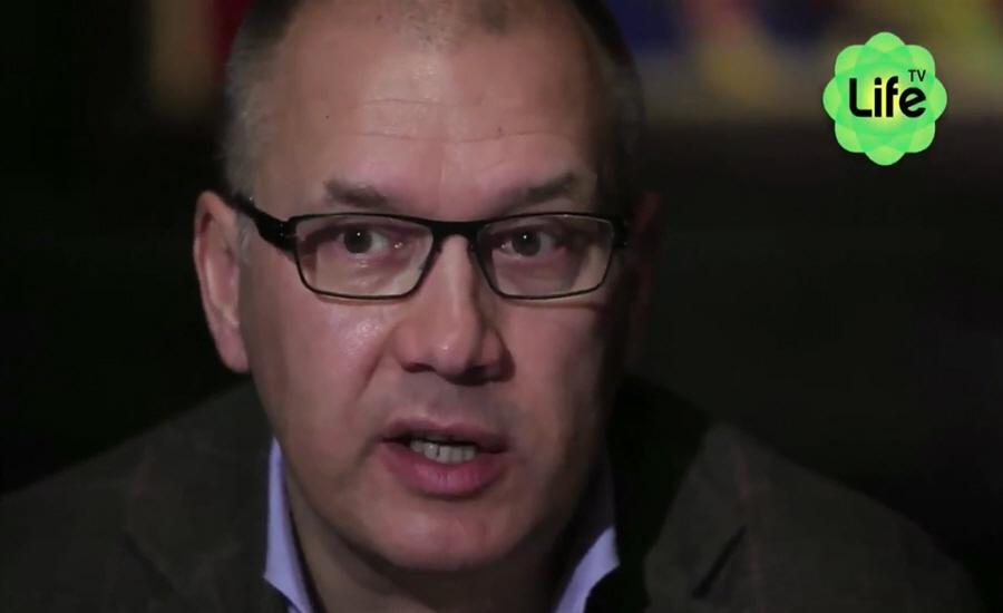 Игорь Витошинский ресторатор LifeTV
