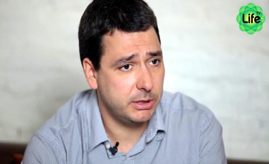 Михаил Лялин в программе LifeTV