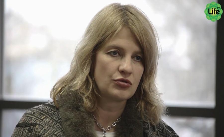 Наталья Касперская - генеральный директор InfoWatch