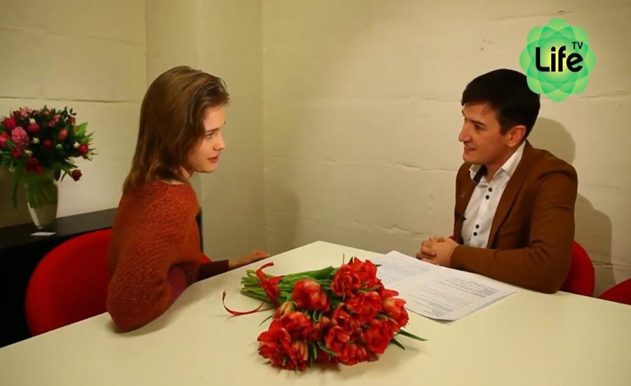 Наталья Водянова российская топ-модель LifeTV