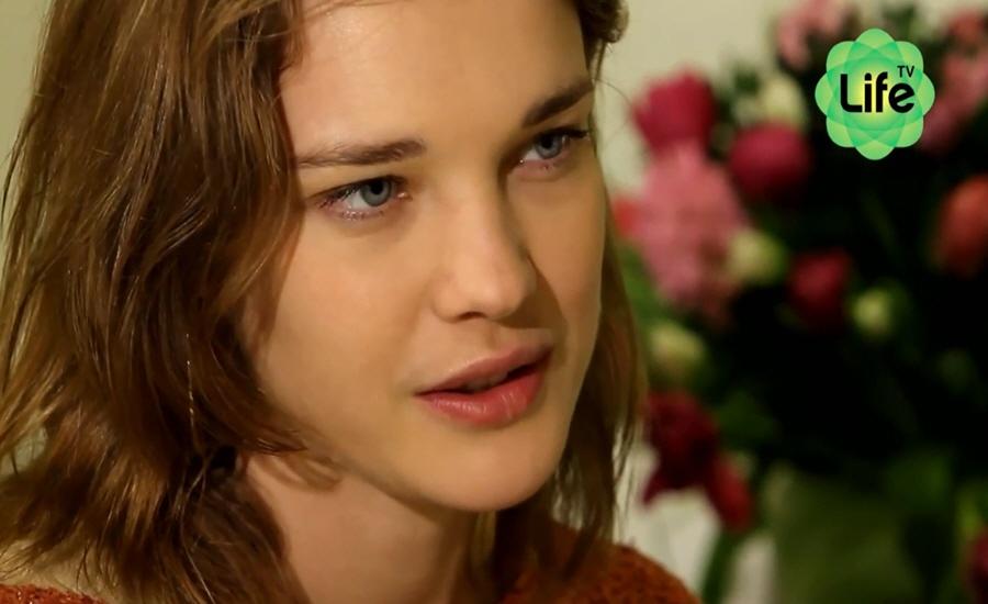 Наталья Водянова - учредитель фонда Обнажённые сердца