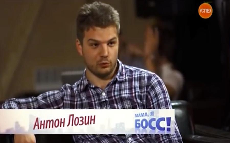 Антон Лозин – сооснователь сервис коллективного заказа еды из ресторанов на большую компанию ЕдаСюда