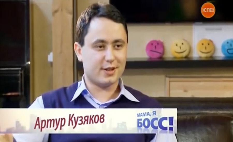 Артур Кузяков - основатель компании DriverPack Solution