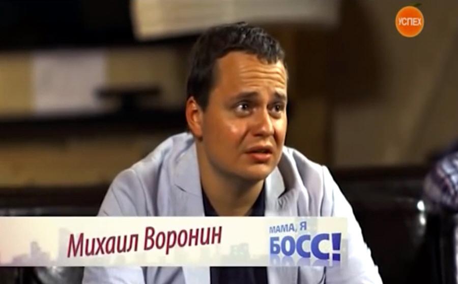 Михаил Воронин - генеральный директор креативного event-агентства Подъёжики