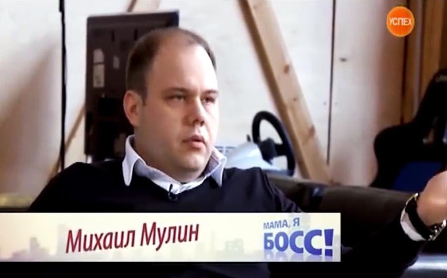 Михаил Мулин - генеральный директор антикафе Бабочки
