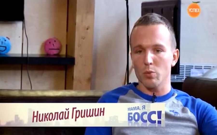 Николай Гришин - управляющий партнёр кастингового агентства EASYCAST