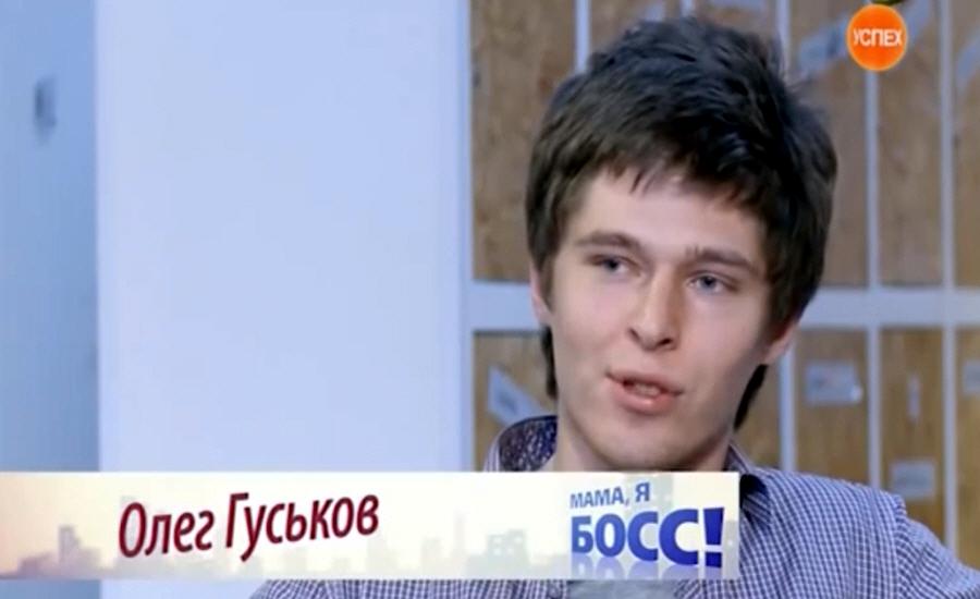 Олег Гуськов – основатель компании Mixville, которая производит продукты питания по индивидуальным заказам