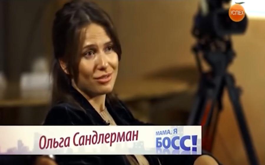 Ольга Сандлерман - владелица студии красоты в Москве ID-BEAUTY