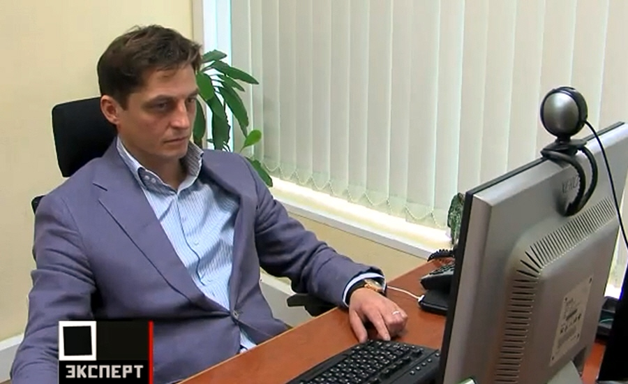 Алексей Захаров в программе Мастер-класс на телеканале Эксперт
