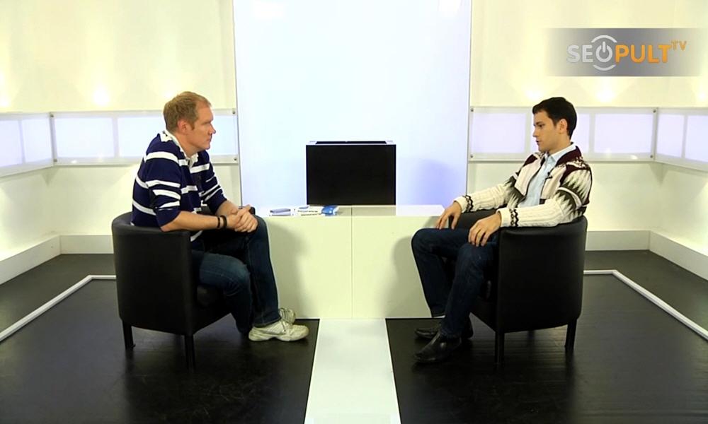 Дмитрий Тарасов в программе Мобильные бестселлеры