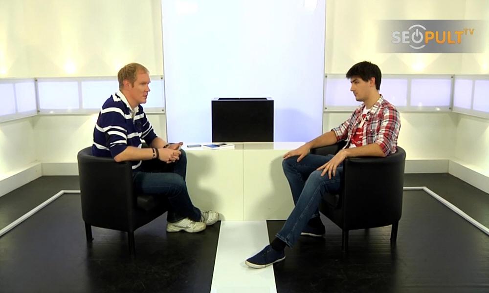 Илья Красинский в программе Мобильные бестселлеры