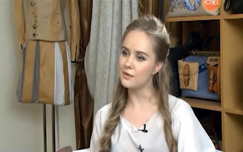 Анна Серёгина в передаче Моё Дело на телеканале Успех