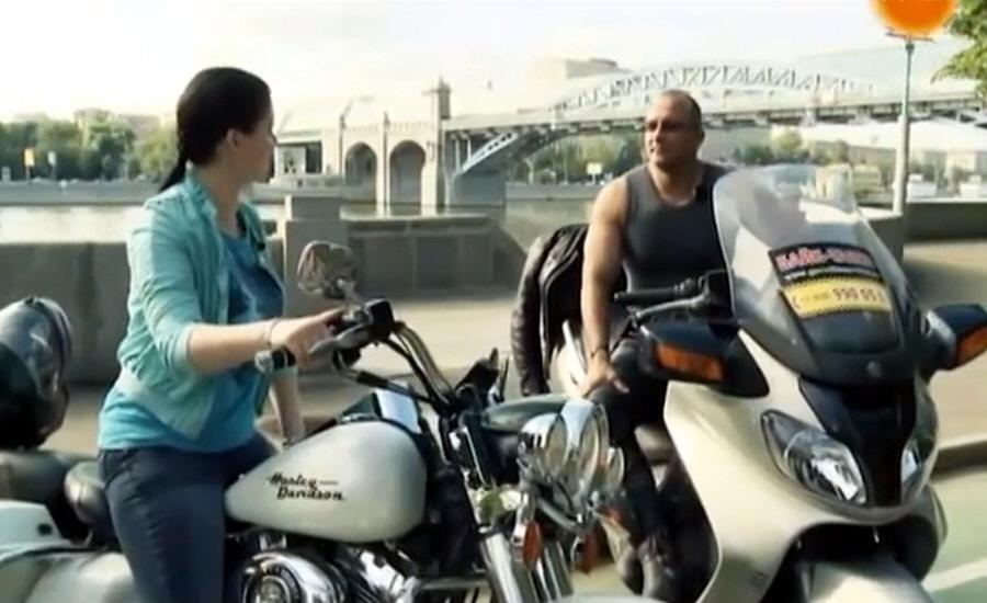 Иван Савельев в передаче Моё Дело на телеканале Успех