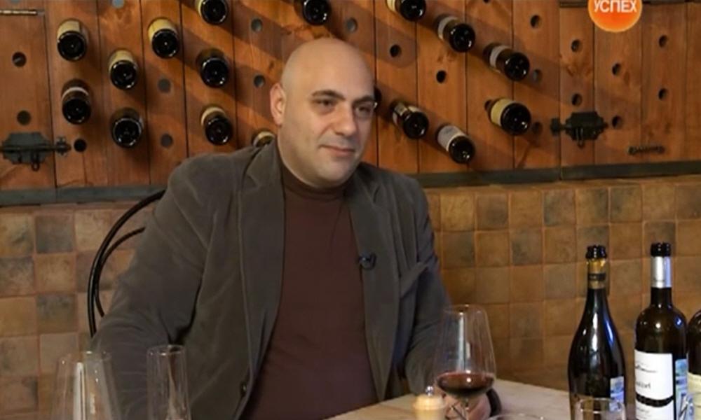 Как открыть винотеку - Джулио Дзомпи