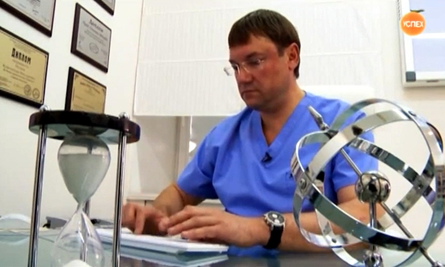 Константин Пучков в передаче Моё Дело на телеканале Успех