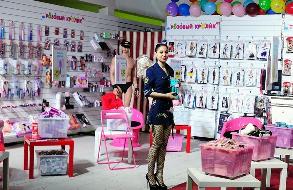 Российский рынок сексуальных товаров
