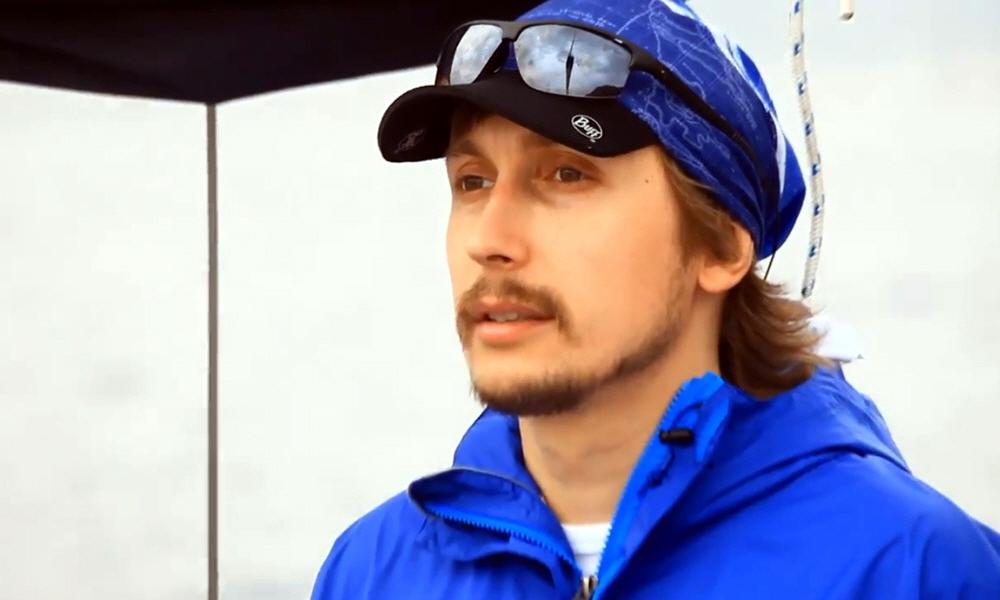 Алексей Настоящий в программе Наедине со звёздами