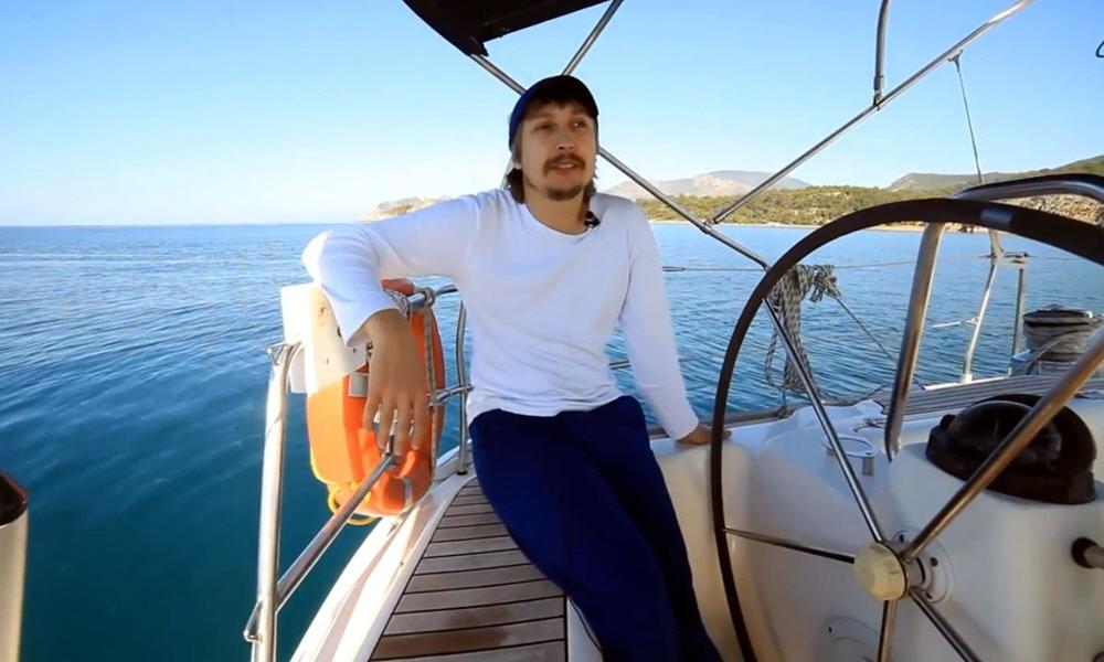 Алексей Настоящий - программист, альпинист, яхтсмен