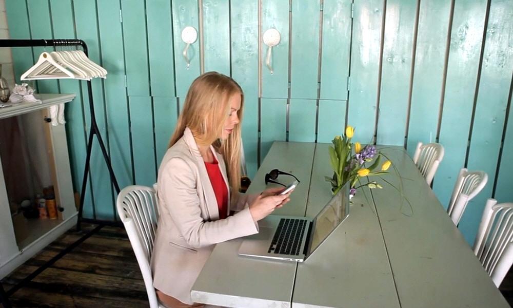 Как женщине открыть свой проект в интернете