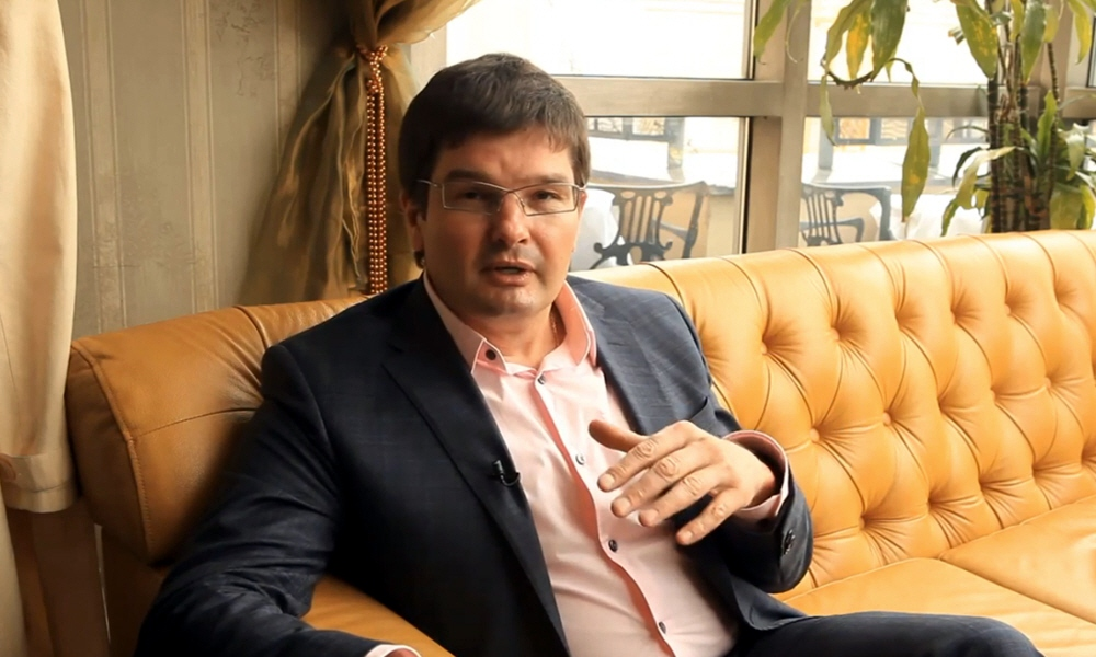 Михаил Молоканов - бизнес-тренер, эксперт в области построения личного бренда