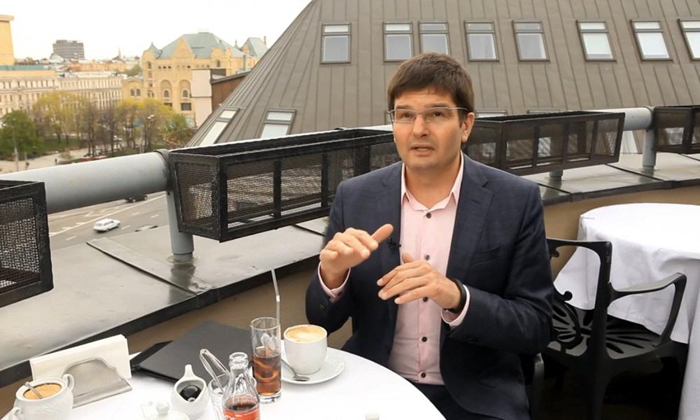Михаил Молоканов в программе Наедине со звёздами