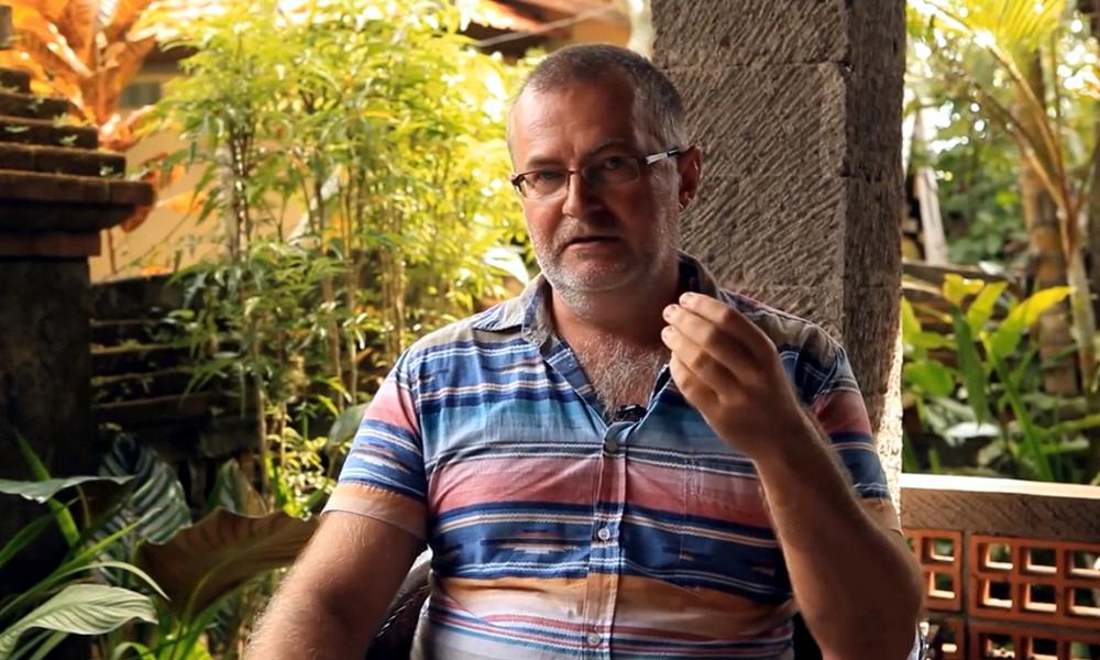 Сергей Всехсвятский - основатель образовательного проекта SvobodaPRO