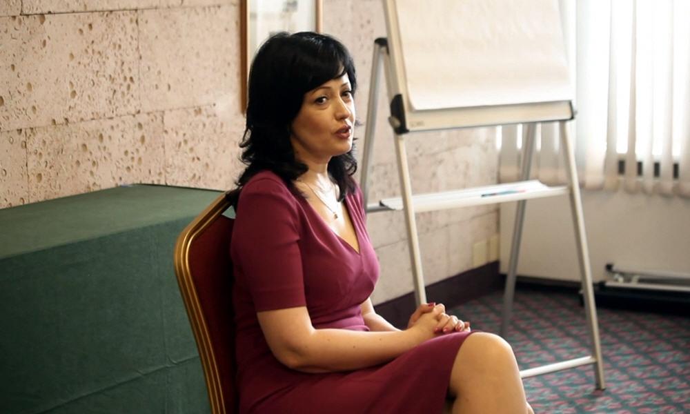 Татьяна Евсеева - основательница тренингового центра Наша Версия