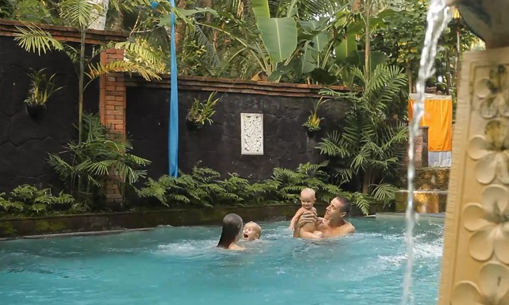 Удивительная, комфортная и гостеприимная атмосфера жизни людей на Бали