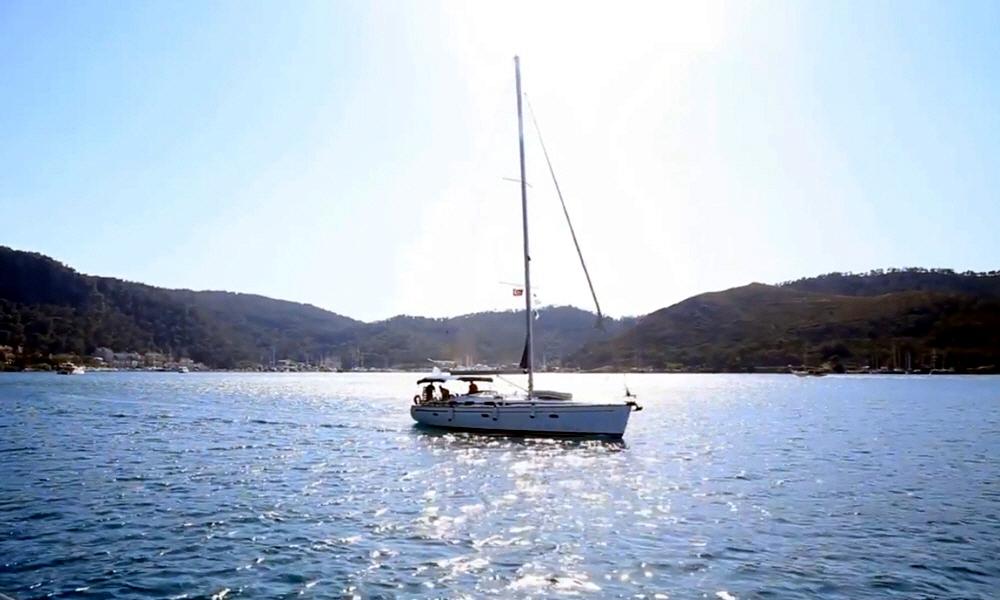 Яхтенный отдых в Турции