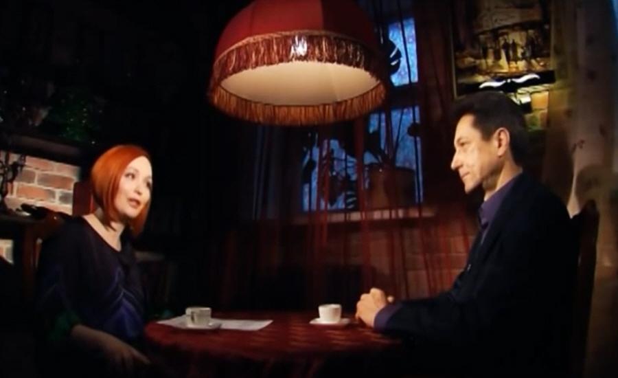 Александр Новиков в программе Напротив на телеканале МИР ТВ