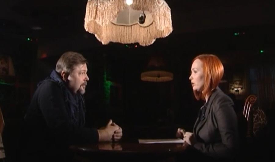 Вадим Романов в программе Напротив на телеканале МИР ТВ