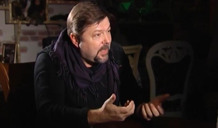 Вадим Романов актёр Александринского театра в Санкт-Петербурге