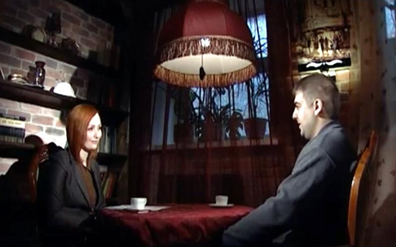 Николай Павлухин в программе Напротив