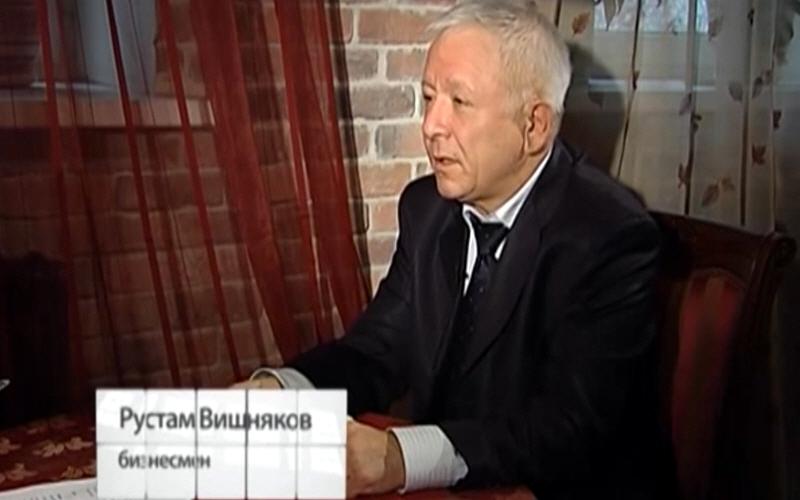 Рустам Вишняков председатель Топливной Ассоциации Владимирской области Напротив