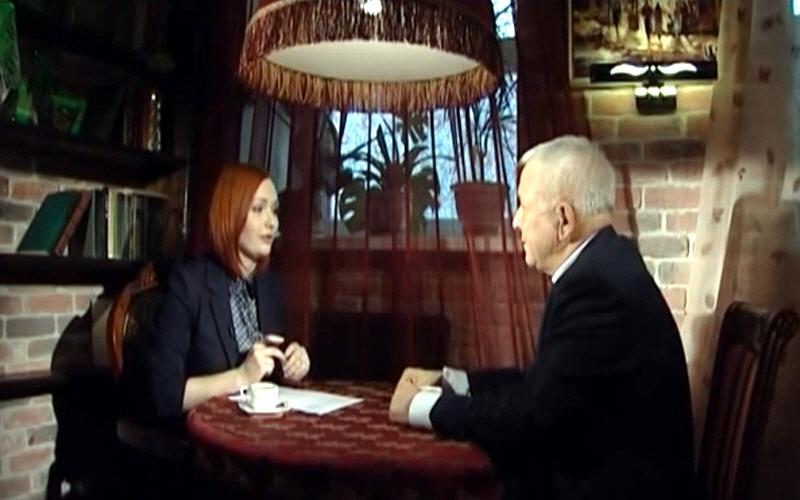 Рустам Вишняков в программе Напротив на телеканале МИР ТВ