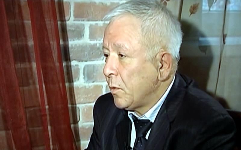 Ижевский бизнесен Рустам Вишняков