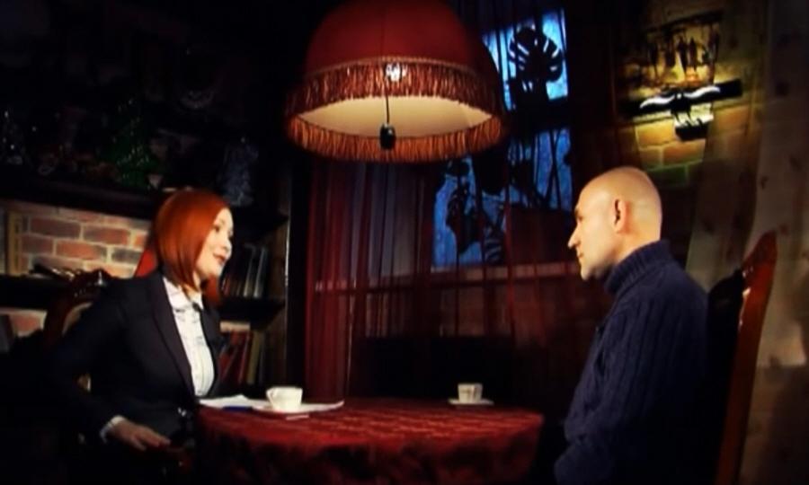 Юрий Негодаев в программе Напротив на телеканале МИР ТВ