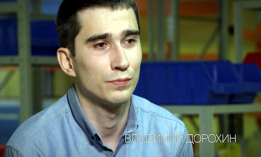 Владимир Дорохин - веб-маркетолог мебельной компании ДиКом