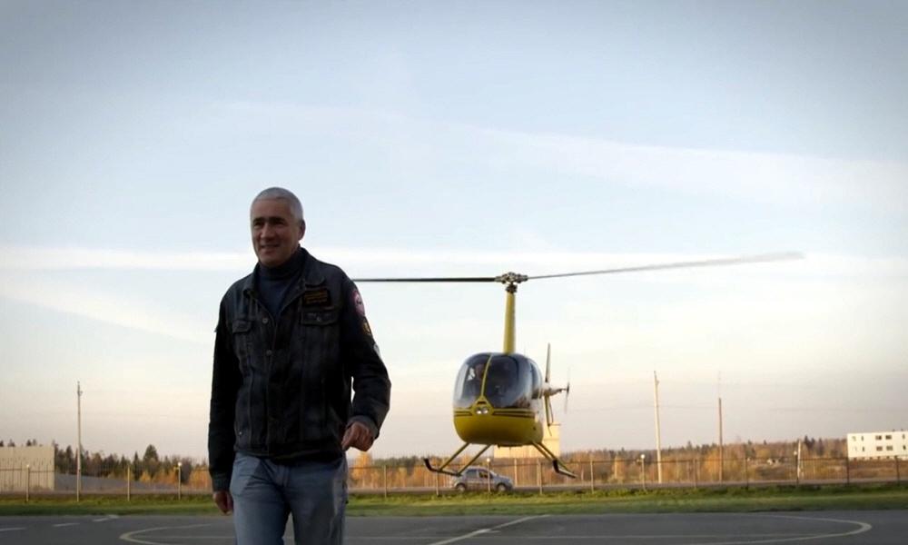 Дмитрий Ракитский в программе Новые легенды