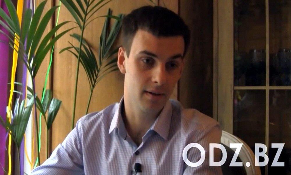 Алексей Бородин - руководитель информационного портала о бизнесе RightMoney