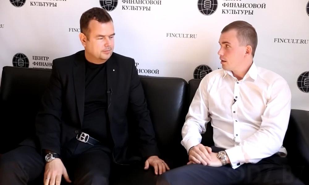 Вадим Шлахтер в программе Обучение длиною в жизнь. Бизнес и финансы