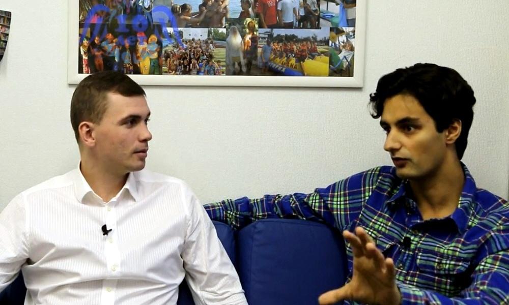 Валерий Астанчук - создатель сервиса онлайн-бронирования путёвок в детские лагеря Incamp