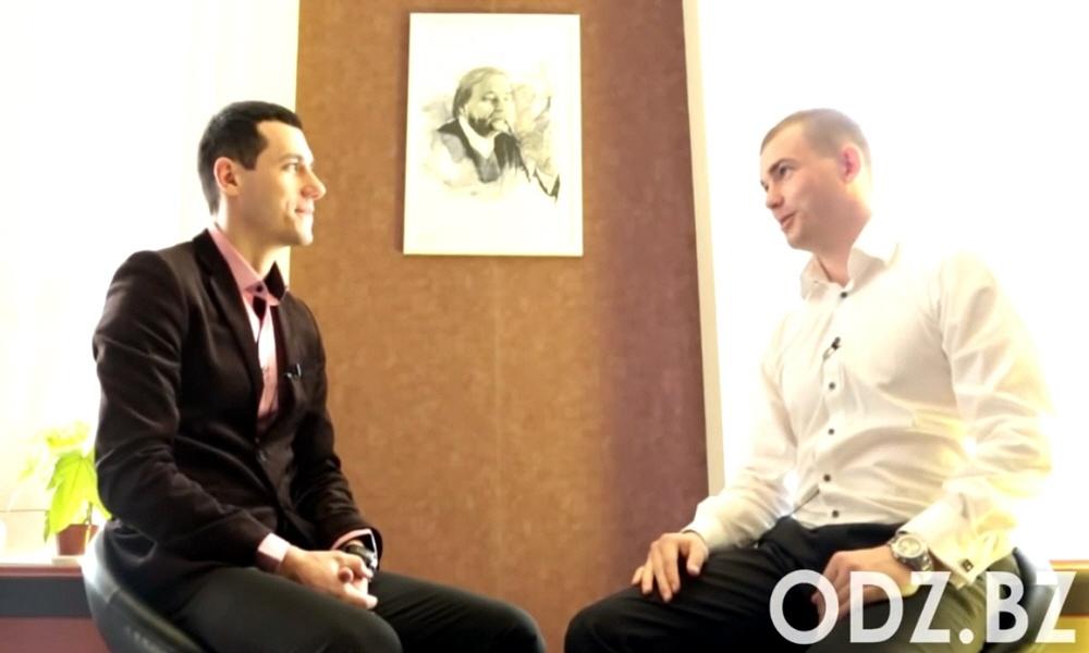 Олег Карнаух в программе Обучение длиною в жизнь. Бизнес и финансы
